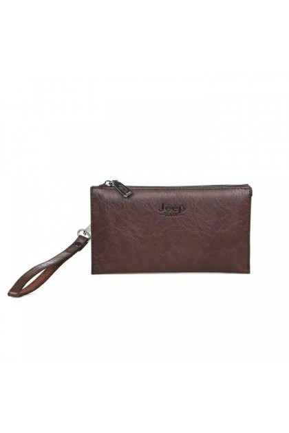 JEEP NEW Professional Men Fashion Leather Hand DT-688