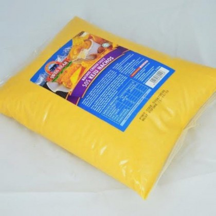 Swiss Bear Nacho Cheese Sos Keju 1kg - DT672