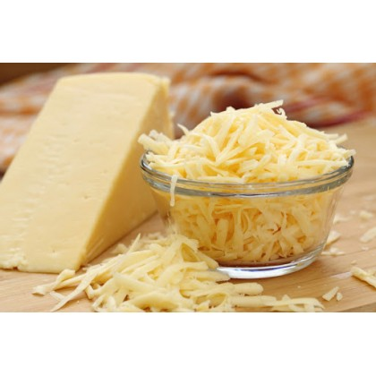 MOZARELLA SHREEDED CHEESE BERAT 2KG-DT769