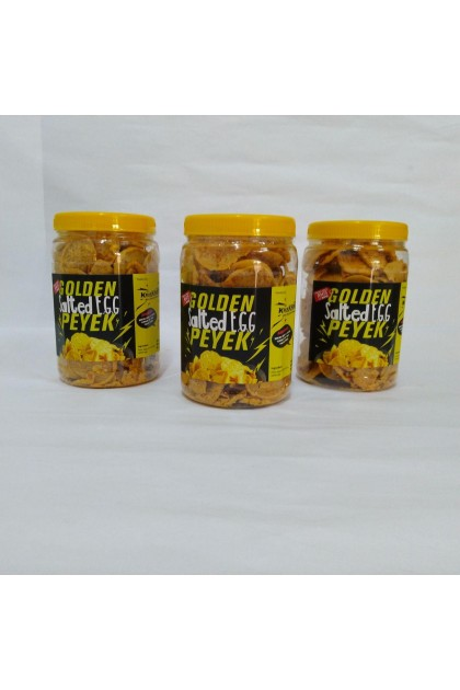 GOLDEN SALTED EGG PEYEK-DT797