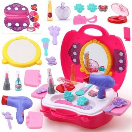 Fashion Girl Beauty Make Up Kids Role Play Pretend-DT879