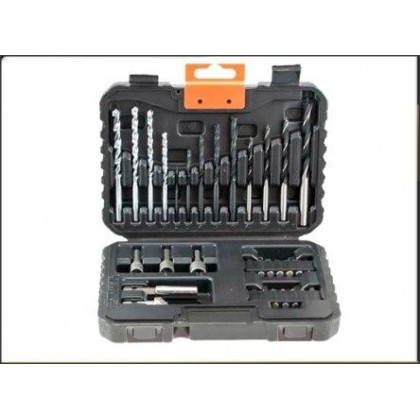 BLACK + DECKER A7216 32 PCS Drilling And Screw Driving Set