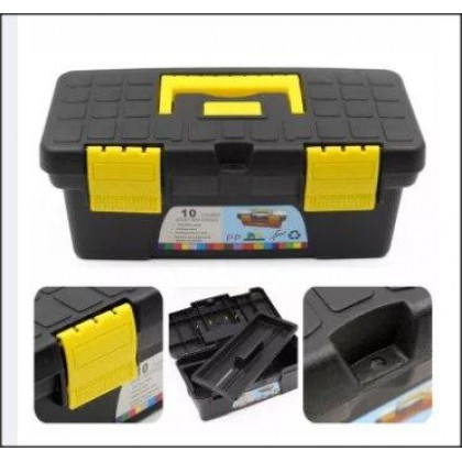 10 Inch Plastic Tool Box Double Layer -DT891