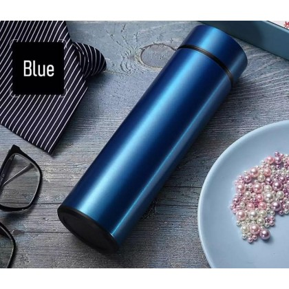 Thermo Cup Thermo Flask With LCD Screen Show Temperature 450ml-DT1092