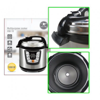 Kenwood 6L Electric Pressure Cooker -DT1102