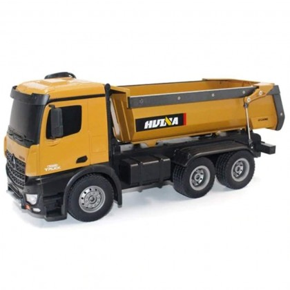HUINA 1573 RC HOBBY PROFESSIONAL DUMP TRUCK 1:14 SCALE