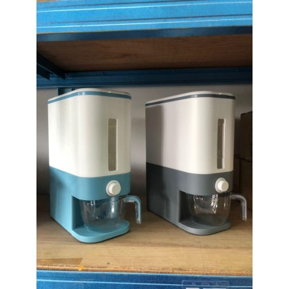 12KG RICE DISPENCER WITH CUP -DT1116