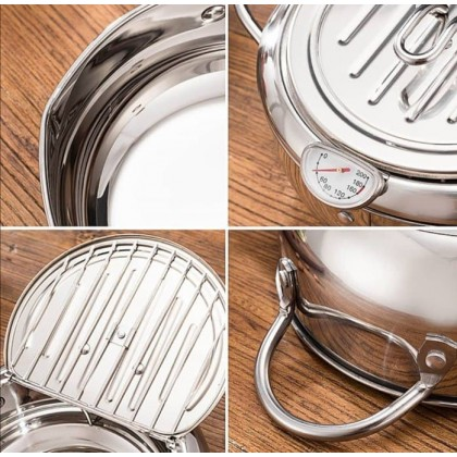 Deep Frying Pot 2.2L - DT1124