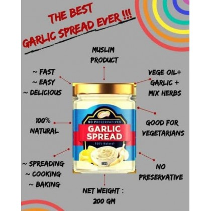 Garlic Spread - DT1158