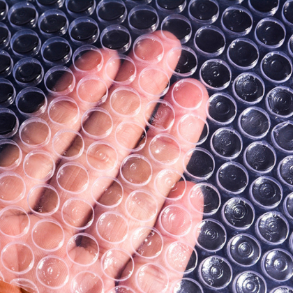 BUBBLE WRAP BY METER