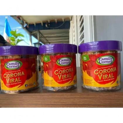 CORONA VIRAL Biscuit Family Corner - DT1157