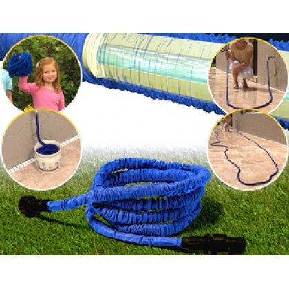 Magic Hose 50Feet Expandable Hose Green Color DT192