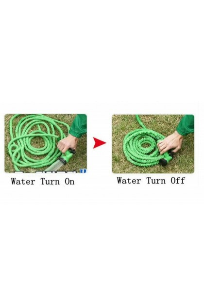 Magic Hose 75feet Length Expand Hose Blue or Green
