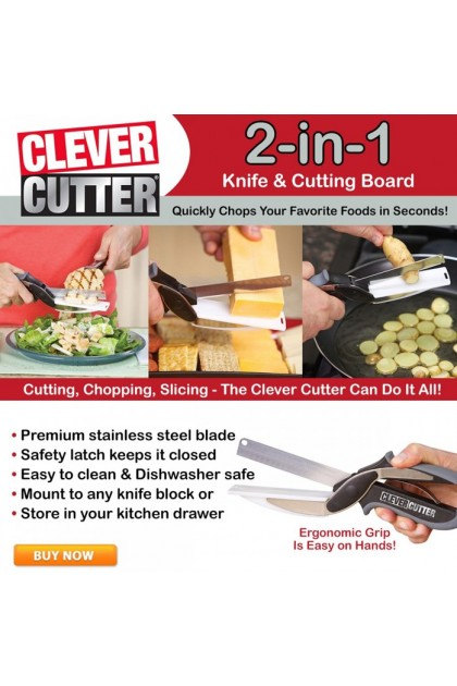 Clever Cutter as Seen On TV DT040