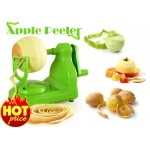 Apple Peeler Fruit Peeler Slicer Green Color