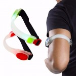 2 Modes LED Armband Safety Warning Light for Running / Jogging / Cycling Bicycle