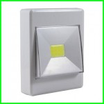 Magnetic Mini COB LED Wall Light Battery Operated with Switch Magic