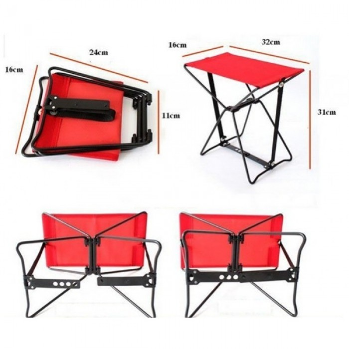 Pocket Chair Part - 16: ... Amazing Pocket Chair Red Color ...