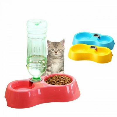Pet Food Feeder Bowl