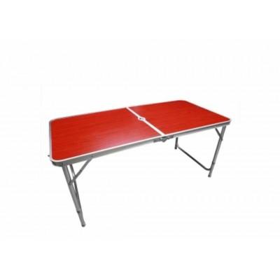Portable Foldable Aluminium Table 2x FREE picnic Chair