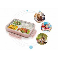 LUNCH BOX STAINLESS STEEL