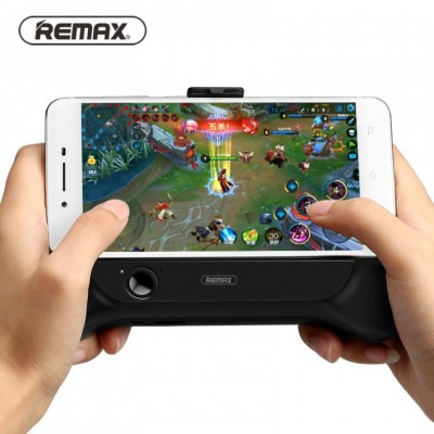 REMAX / Core mobile phone radiator king glory 6 inch mobile phone bracket with charging function game controller DT447