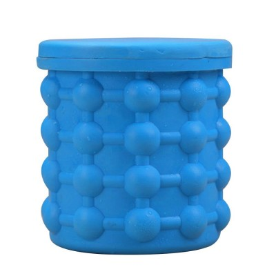 MAGIC ICE CUBE MAKER BLUE COLOR ICE GENIE - DT450
