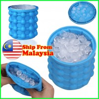 MAGIC ICE CUBE MAKER BLUE COLOR