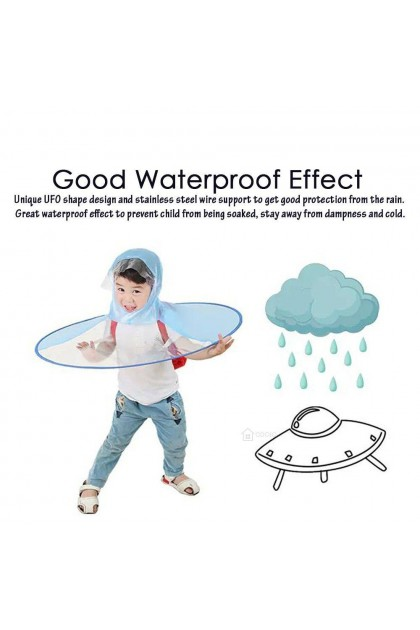 Foldable UFO Umbrella Cap - DT470
