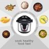 (ISKRA) 6L Electric Pressure Cooker Timer Rice Cooker (6KG) - DT468