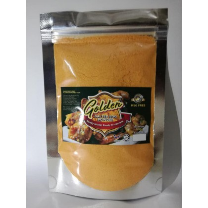 GOLDEN Salted Egg Powder 100g- DT465