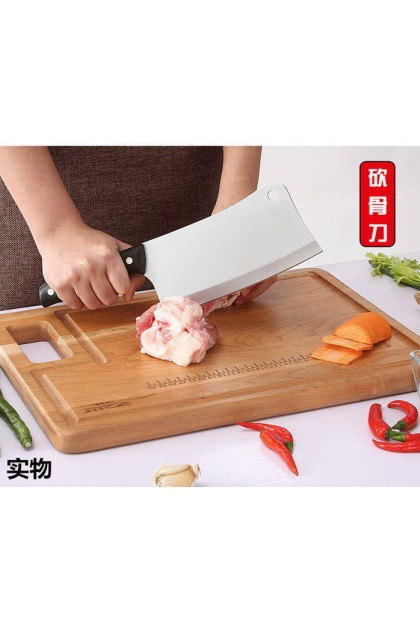 8 in 1 Stainless Steel Classic Kitchen Knife Set - DT455