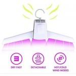 Portable electric cloth dryer - DT452