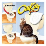 CitiKitty Cat Toilet Training Kit Pet - DT391