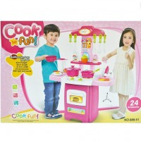 TODDLE COOKING SET (2kg) - DT394