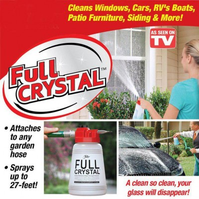 Full Crystal Window Cleaner Commercial - DT436