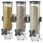 TRIPLE CEREAL DISPENSER - DT285