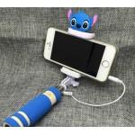 5 IN 1 Powerbank Gift Set Selfie Stick Monopod Ring Holder - DT356