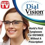 Cermin mata boleh adjust power - DT186