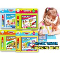 MAGIC WATER DRAWING BOOK - DT190