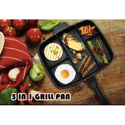 5 IN 1 GRILL PAN - DT220