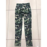 Sport Pants - Army Pattern - DT235