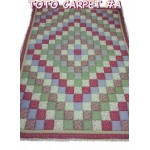 TOTO CARPET 110X205 - DT129