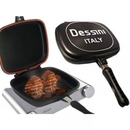Dessini Double Sided Pan 32 Cm - DT131