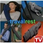 TravelRest Ultimate Travel Pillow - DT034