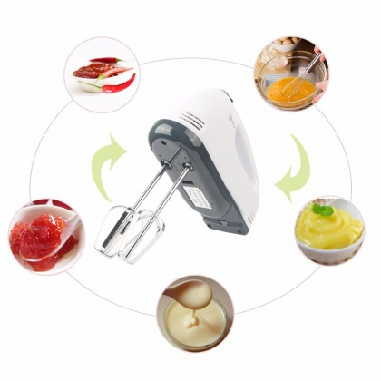 7 speed super hand mixer - DT041