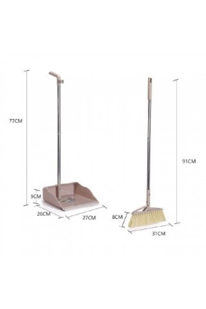 New generation foldable broom and dustpan-DT503
