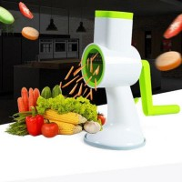 4 In 1 Multifunctional Fruit And Vegetable Slider (Interchangeable Blades)-DT512