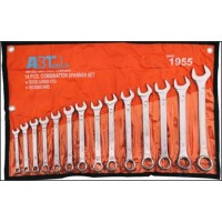 AB Tools 14 PCS Combination Spanner Set 8-24mm-DT516