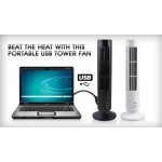 USB TOWER FAN (1kg) - DT557